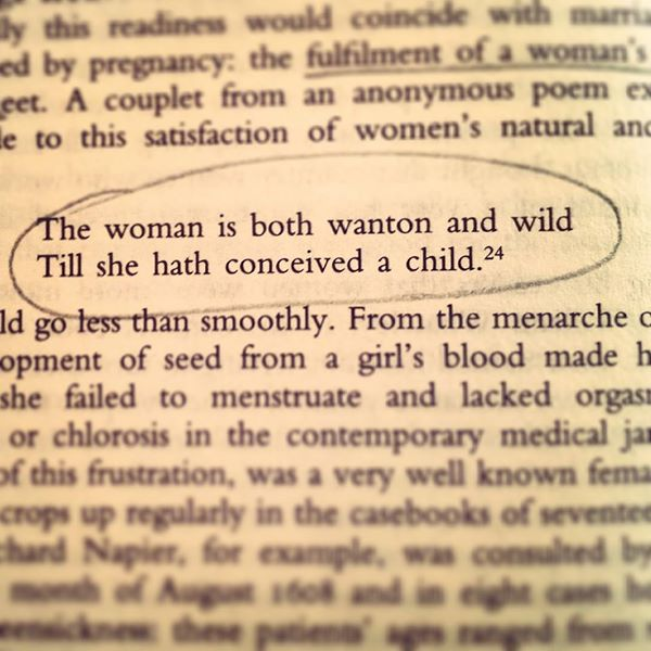 wanton and wild